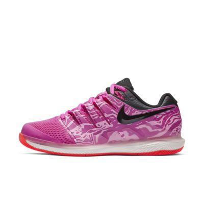 Tennissko för hårt underlag NikeCourt Air Zoom Vapor X för kvinnor