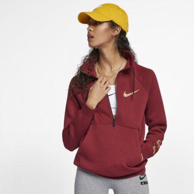 Nike Sportswear Rally Women's 1/2-Zip Top