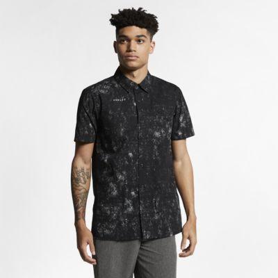 Hurley Casbah Men's Short-Sleeve Shirt