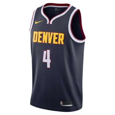 Paul Millsap Nuggets Icon Edition Nike NBA Swingman Jersey