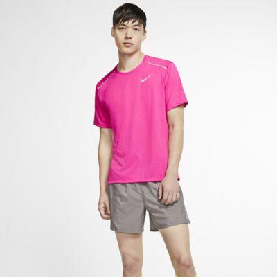Nike Rise 365 男款短袖跑步上衣