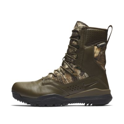 "Nike SFB Field 2 8"" Realtree® Gore-Tex® Outdoor Boot"