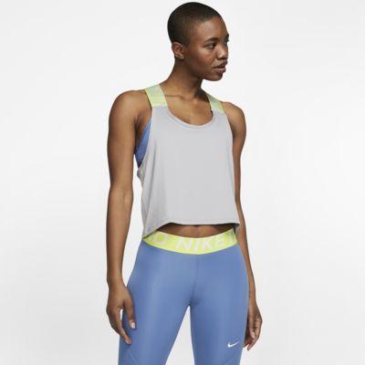 Débardeur Nike Pro Intertwist pour Femme