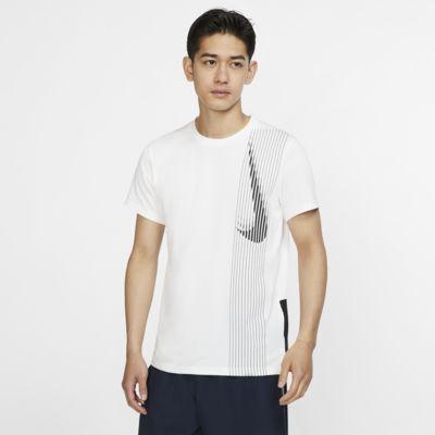 Nike Dri-FIT 男款短袖訓練上衣