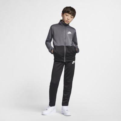 Conjunto de entrenamiento para niño talla grande Nike Sportswear