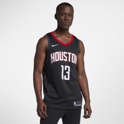 James Harden Rockets Statement Edition Nike NBA Swingman Jersey