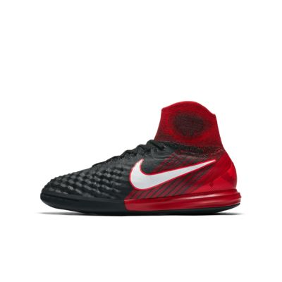 Nike HypervenomX Proximo II Dynamic Fit IC Indoor/Court Football Shoe Black YO2235452