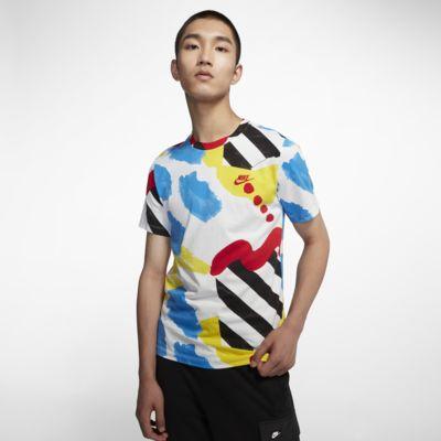 Nike Sportswear 男款印花 T 恤