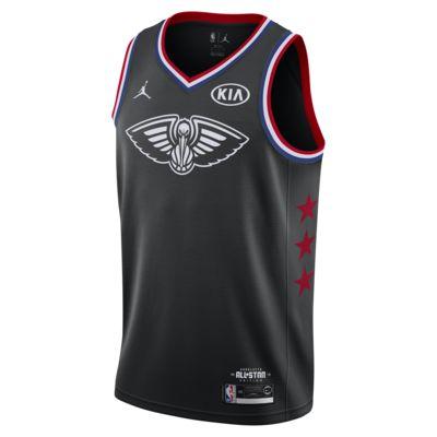 Anthony Davis All-Star Edition Swingman Men's Jordan NBA Connected Jersey