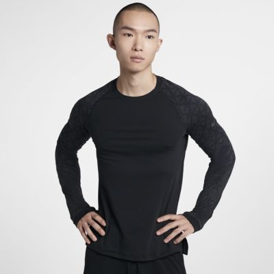 Nike Pro Men's Long-Sleeve Utility Top