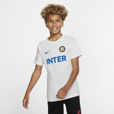 Inter Milan Older Kids' T-Shirt
