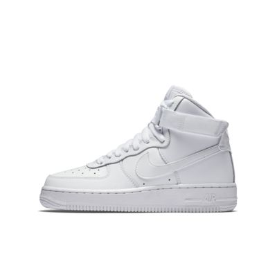 Nike Air Force 1 High Big Kids' Shoe