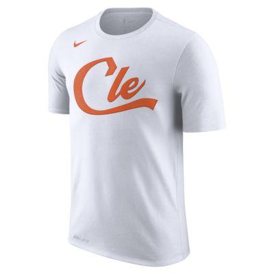 เสื้อยืด NBA ผู้ชาย Cleveland Cavaliers City Edition Nike Dri-FIT
