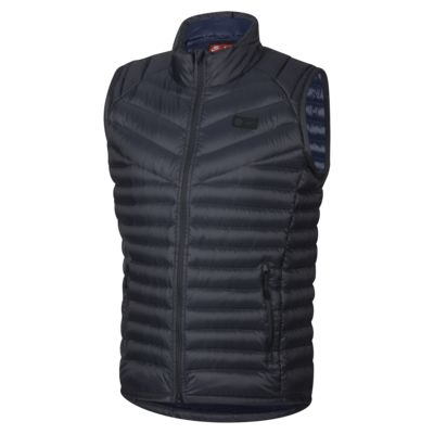 Paris Saint-Germain Authentic Men's Down Gilet
