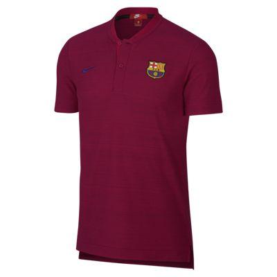 FC Barcelona Authentic Grand Slam Erkek Polo Üst
