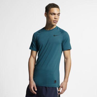 Nike Breathe Pro-overdel med korte ærmer til mænd