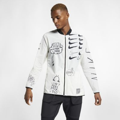 Nike Nathan Bell Men's Printed Running Jacket