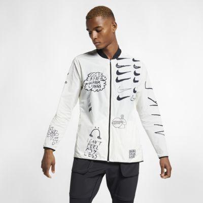Nike Nathan Bell Men's Printed Running Jacket