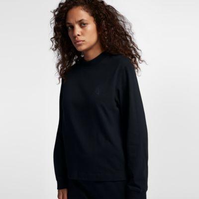 NikeLab Essentials Long-Sleeve Mock Neck