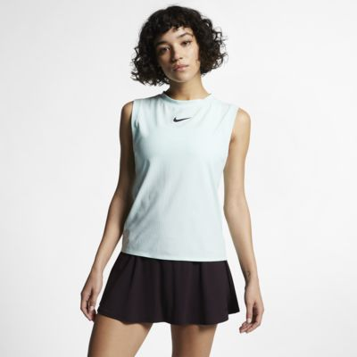 NikeCourt Dri-FIT Maria Tennis-Tanktop für Damen