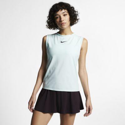 NikeCourt Dri-FIT Maria-tennistanktop til kvinder