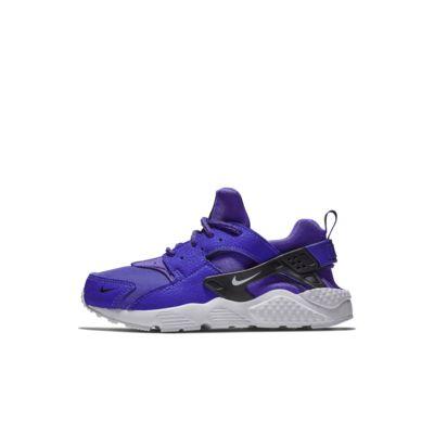 Nike Huarache Run SE Little Kids' Shoe