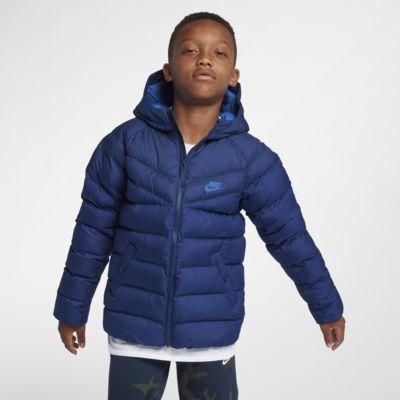 Blusão Nike Sportswear Synthetic Fill Júnior