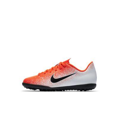 NikeJR Vapor 12 Club GS TF大童人造场地足球童鞋