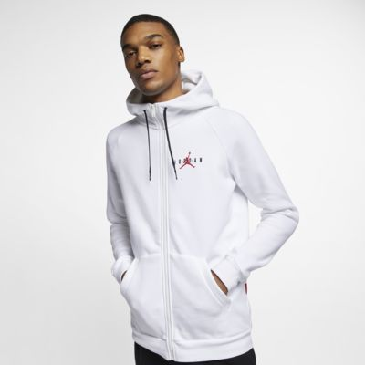 Jordan Sportswear Jumpman Air Tam Boy Fermuarlı Erkek Kapüşonlu Üst