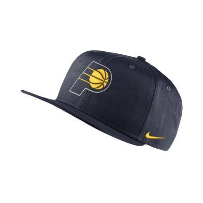 Gorra de la NBA Indiana Pacers Nike Pro