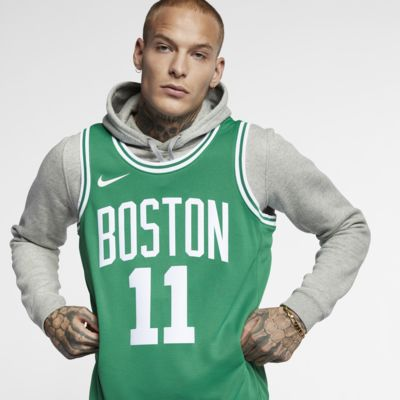 Maillot connecté Nike NBA Kyrie Irving Icon Edition Swingman (Boston Celtics) pour Homme