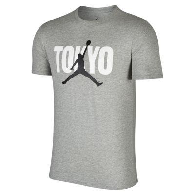 【ナイキ直営店 / Nike.com限定カラー】 ジョーダン バック イン TOKYO メンズ Tシャツ