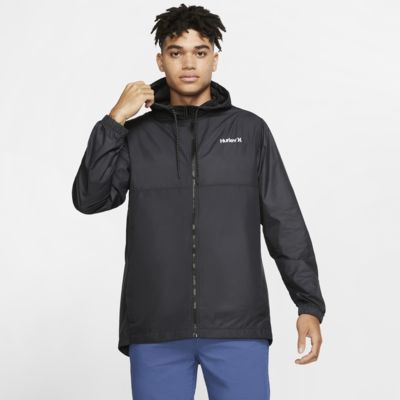 Hurley Siege Windbreaker Men's Jacket
