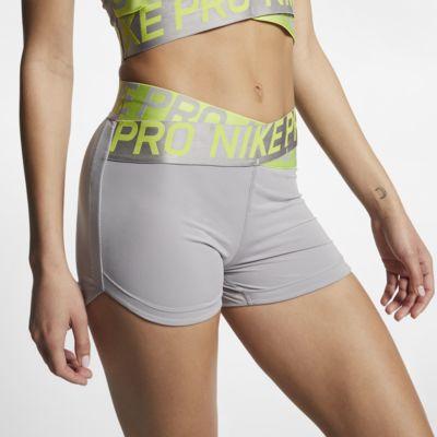 Женские шорты Nike Pro Intertwist 8 см