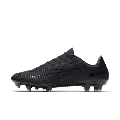 Nike Mercurial Vapor XI Firm-Ground Women's Football Shoes Red/Black sD5559P