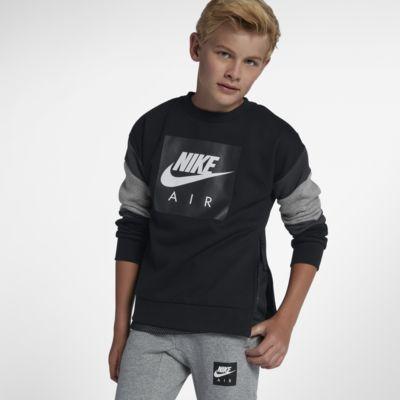 Nike Air Rundhalsshirt für ältere Kinder