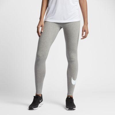 เลกกิ้งผู้หญิง Nike Club Logo 2