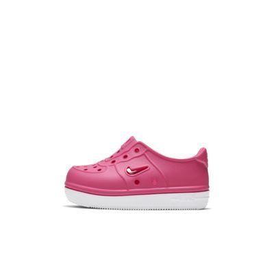 Sko Nike Foam Force 1 för baby/små barn