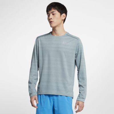 Nike Dri-FIT Miler 男子长袖跑步上衣