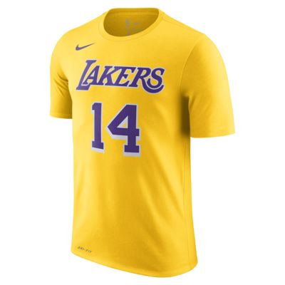 Brandon Ingram Los Angeles Lakers Nike Dri-FIT Men's NBA T-Shirt