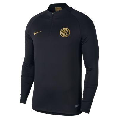 Prenda para la parte superior de entrenamiento de fútbol para hombre Nike Dri-FIT Inter Milan Strike