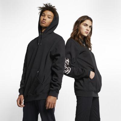 Hurley x Carhartt OG-pullover-hættetrøje i fleece