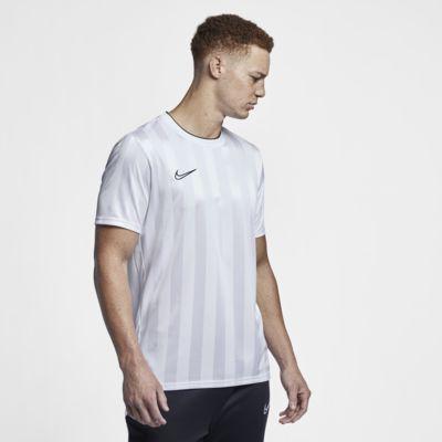 Ανδρική κοντομάνικη ποδοσφαιρική μπλούζα Nike Breathe Academy