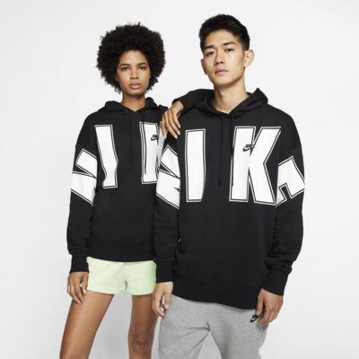 Nike Sportswear fleecehettegenser til herre