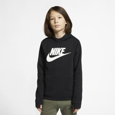 Nike Sportswear Boys' Fleece Pullover Hoodie