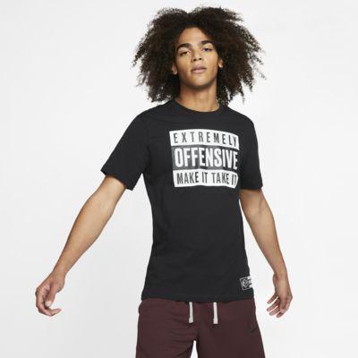 Basket-t-shirt Nike för män