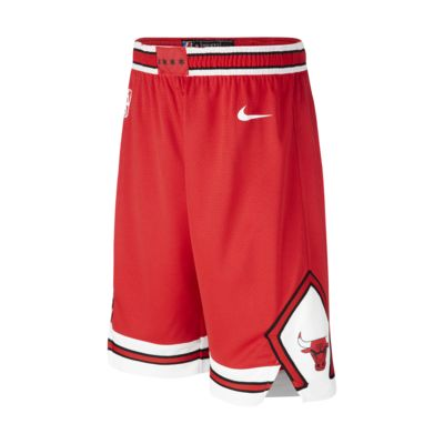 Calções NBA Chicago Bulls Nike Icon Edition Swingman Júnior (Rapaz)
