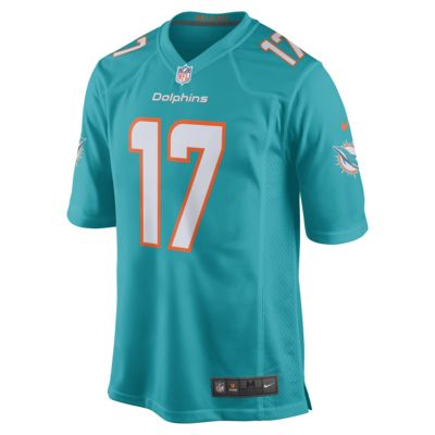 NFL Miami Dolphins (Ryan Tannehill) Men's American Football Game Jersey