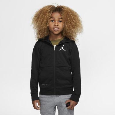 Jordan 23 Alpha Therma Little Kids' Full-Zip Hoodie