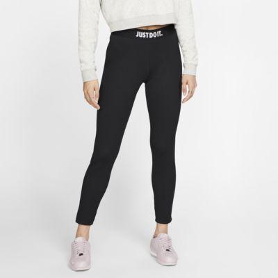Nike Sportswear gerippte JDI-Leggings für Damen